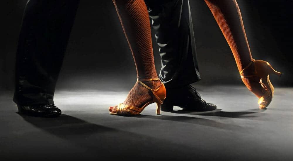 Dance instructor London