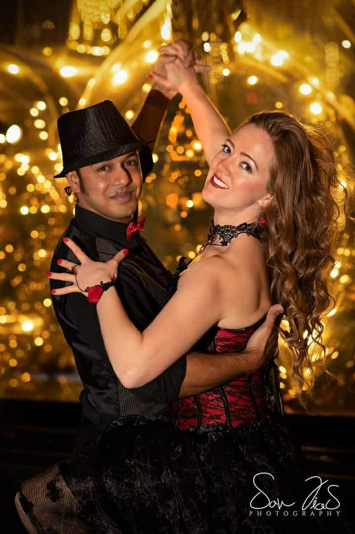 Dance with Ranil London Private dance classes